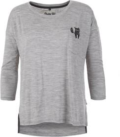 Pally'Hi Foxy Lady 34 langærmet t shirt m. lynlås Damer